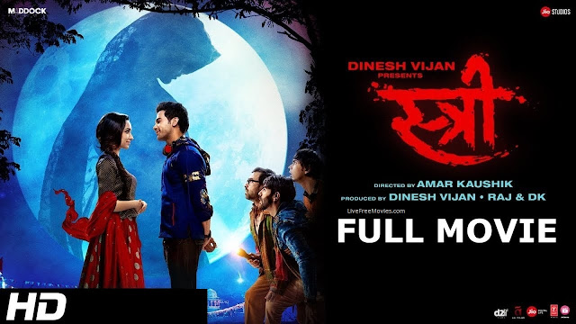 Stree (2018) Hindi-Full-Movie
