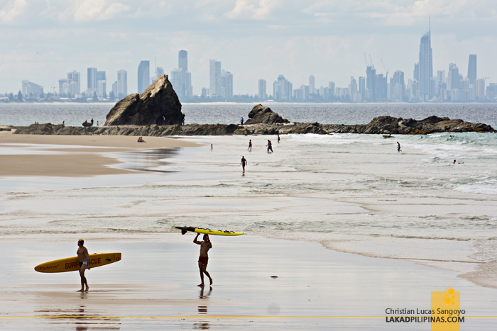 Currumbin Beach Australia