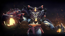 Lion DOTA 2 Wallpaper, Fondo, Loading Screen
