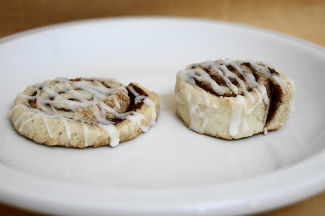 Comparison of Using 2 Different Doughs to Make Cinnamon Roll Cookies image