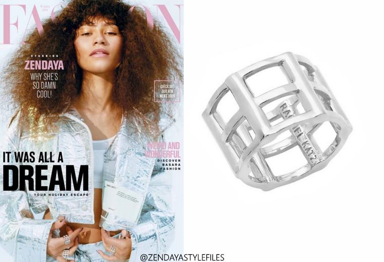 Zendaya Style Files Zendaya For Fashion Magazine Canada