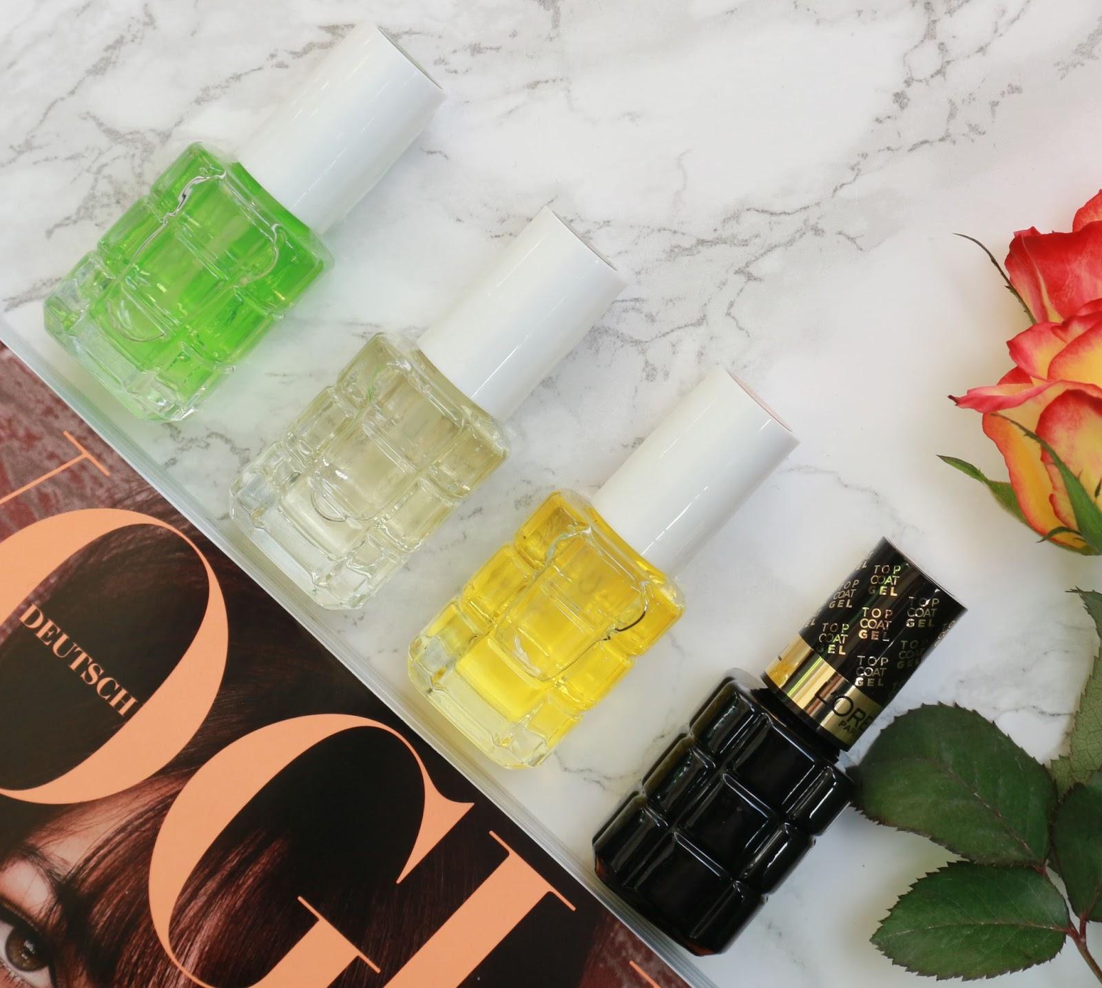 L\'Oréal Paris- La Manicure a l\'Huile || Review | another kind of ...