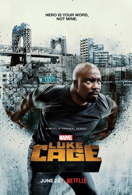 segunda temporada de Marvel's Luke Cage.