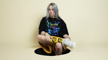 Billie Eilish, 8K, #4.176