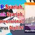 Kredit Rumah KPR Syariah, KPR Bank Syariah atau Bank Konvensional, Mana Harus Dipilih?