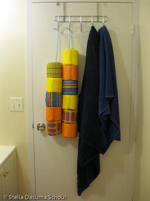 Stella Dacuma Schour Decorative Toilet Paper Storage