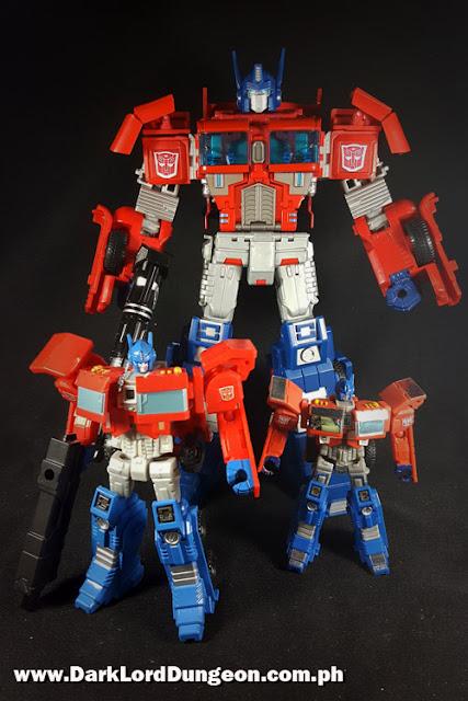 SND-01 Primo Vitalis Optimus Prime