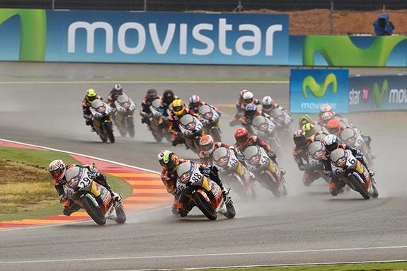 Rookies Cup é uma bela porta de entrada ao Mundial de Moto3 (Foto  GEPA  Pictures Red Bull) aa94ce1fb3b