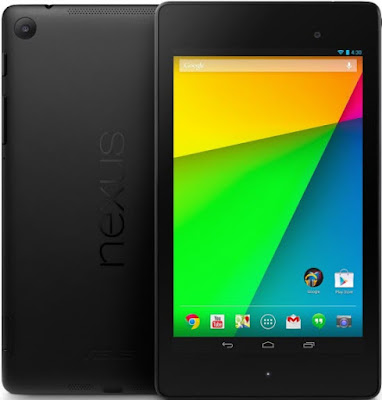 Asus Google Nexus 7 (2013) Complete Specs and Features