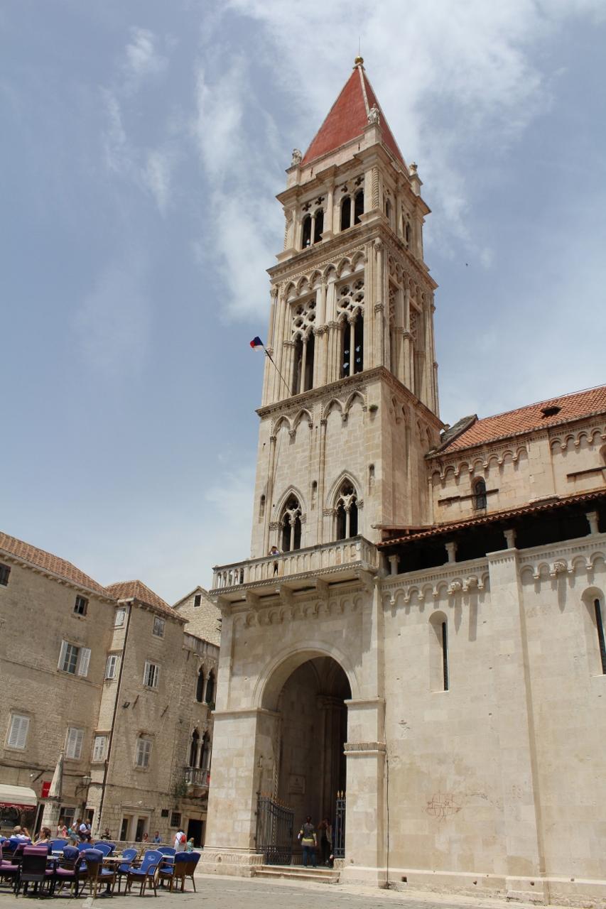 Church at Trogir Old Town