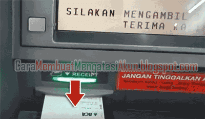 cara daftar m banking bca di atm terdekat