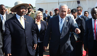 Israel's Netanyahu Has Realized It Needs Africa To Win Its Battles