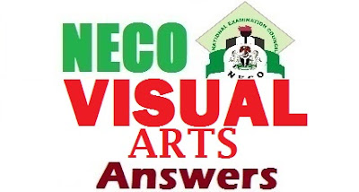 2017 NECO Drawing Visual Art Answers Verified | Question June/July