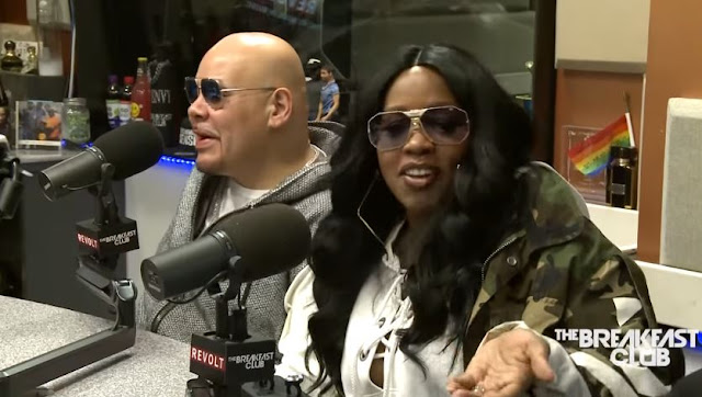Remy Ma Say's She's The Best In The Rap Game! (Video)