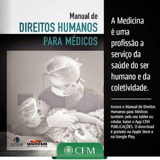 Manual de Direitos Humanos para médicos