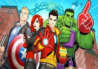 MARVEL Avengers Academy-1