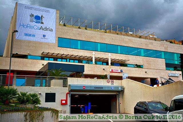 HoReCa Adria - Sajam za pripremu nove turističke sezone, Opatija 10.11.2016