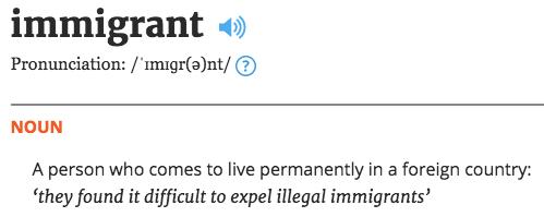 FTVMS210/325 2016: Expats vs Immigrants