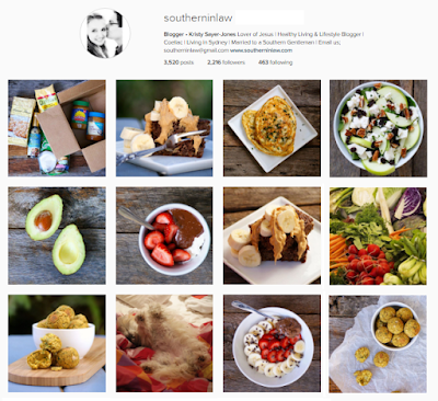 Healthy Living Clean Eating Instagram