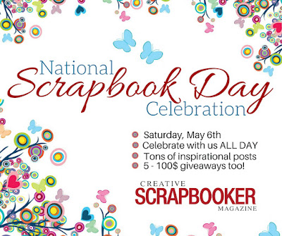 @csmscrapbooker @kdgowdy #nationalscrpbookingday #nsd #nsd2017 #prizes #inspiration