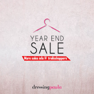 Hello Dressing Paula Year End Sale 2016 2017