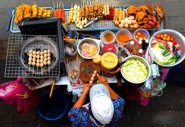 Street Food - Mauritius