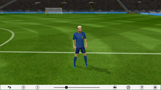 dream league soccer kit persib bandung