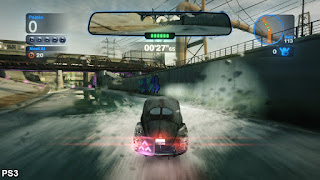 Blur Need For Speed The Run