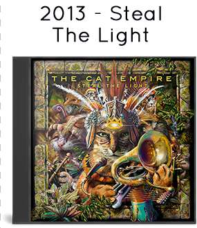2013 - Steal The Light