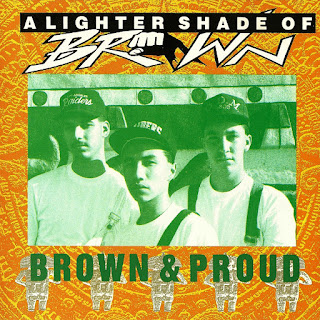 A Lighter Shade of Brown - Brown & Proud (1992 Reissue)