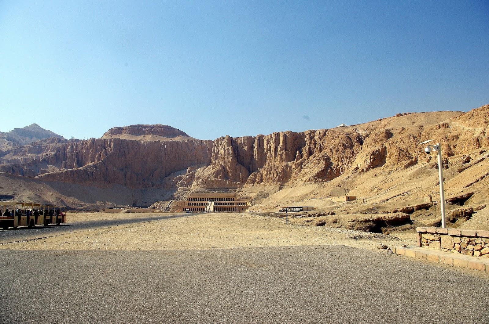 Świątynia Hatszepsut - Luksor