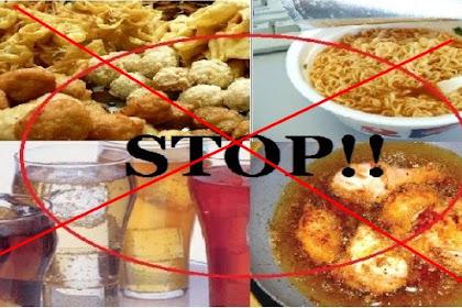 Panduan Makanan Bagi Penderita Maag