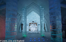 Quebec City And Ice Hotel.brrrr Learn Live