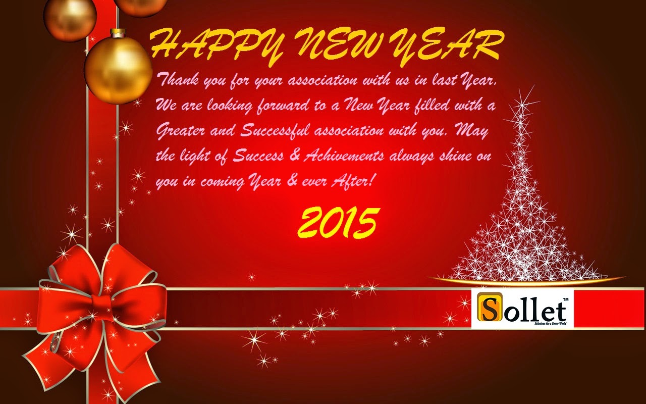 Sollet soft solutions sollets new year celebrations 2015 and sollet soft solutions wishes you and your family a very happy new year 2015 may god bless you a great success peace and happiness in new year kristyandbryce Gallery