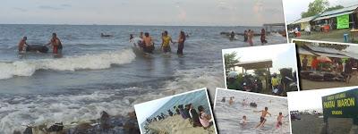 Tempat Wisata Pantai Maron Semarang 1