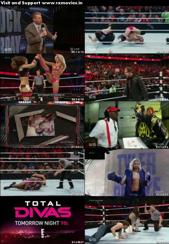 WWE Monday Night Raw 07 March 2016 HDTV 480p