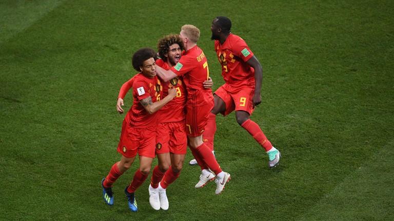 Belgia vs Jepang - 16 Besar Piala Dunia 2018