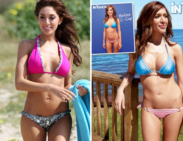 Latina bikini big tits whit