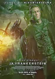I, Frankenstein ~ Poster | A Constantly Racing Mind