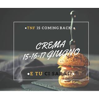 street food crema 15-16-17 giugno cream