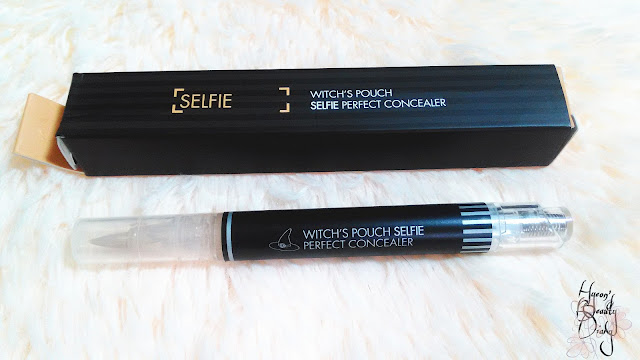 Review; Witch's Pouch's Selfie Perfect Concealer No. 21 Light Beige