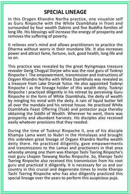 Tibetan Buddhism and Culture: June 2015