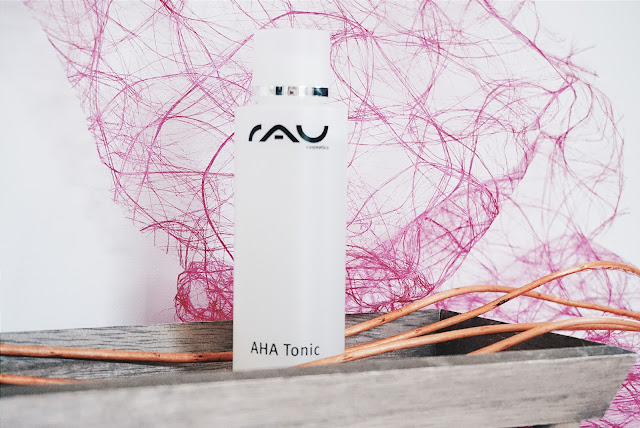 Rau Cosmetics AHA Tonic