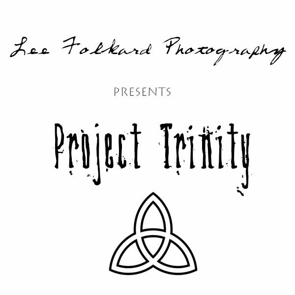 Lee Folkard Photography: Project Trinity