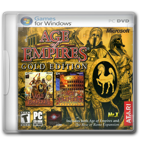 Descargar Age of Empires 1: Gold Edition [PC] [Full] [1-Link] [ISO] [Español] Gratis [MEGA]
