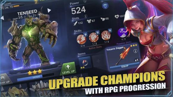 Champions Destiny Mod Apk