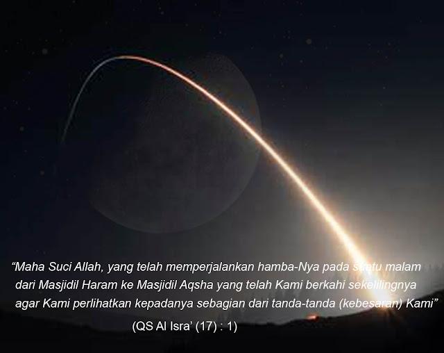 Bentuk Siksa Neraka yang Diperlihatkan Saat Nabi Isra` Mi`raj, Begitu Mengerikan....