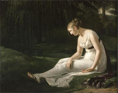 La Mélancolie, Constance Charpentier
