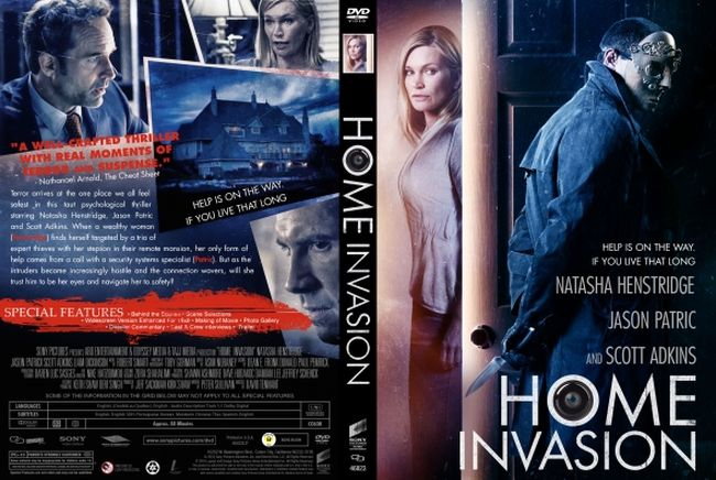 Home Invasion – Latino, Inglés