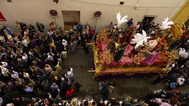 Semana Santa Sevilla: Paso Jesus / Macarena